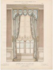 Fenetre Louis XVI, pour Petit Salon
