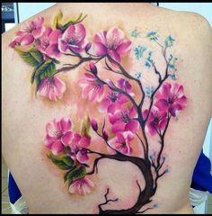 significado da tatuagem sakura