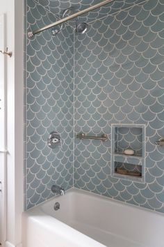Bathroom Interior In Flat Style Awesome Style forecast Ogee Drop Showers Installation Gallery Bathroom Niche, Modern Bathroom Tile, Shower Niche, Bathroom Interior Design, Small Bathroom, White Bathroom, Bathroom Ideas, Shower Tiles, Bathroom Showers