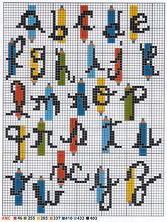 grafico-ponto-cruz alfabeto