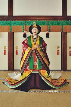 Kimono / 女房装束