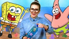 Spongebob Inspired Ocean in a Bottle - Craft