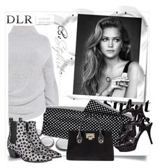 """""""DLRBOUTIQUE.COM"""" by fashionb-784 ❤ liked on Polyvore featuring STELLA McCARTNEY, Lands' End, Post-It, Yves Saint Laurent and Jimmy Choo"""