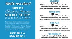 Southern Writers Short Story Contest