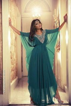 kaftan - Moroccan fashion #travelcompanion
