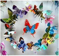 As borboletas enfeitam as produções em 2015!