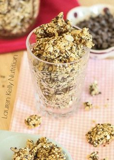 Peanut Butter Chocolate Chip Quinoa Granola /explore/glutenfree/