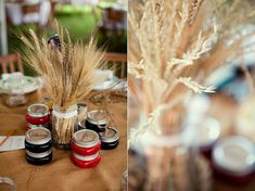 Creative, Rustic, Handmade DIY Cornfield Wedding Part 2