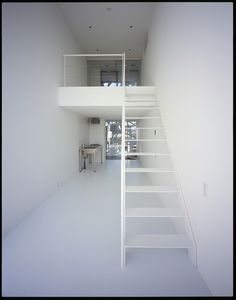 Think you mentioned this space in #Japan, @JeffersonSim? #Design and #architecture by Thom Faulders Architecture.