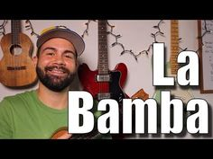 La Bamba - Easy Ukulele Tutorial In English Today for our ever other Friday latin song series we are going to learn how to play La Bamba on the Ukulele. Ukulele Chords Songs, English Today, Latin Music, Playing Guitar, Youtube, Lyrics, Learning, Heart, Ideas