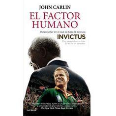 """""""Su arma secreta era que daba por supuesto no sólo que le iban a caer bien las personas a las que conociera, sino que él les iba a gustar a ellas. Esa enorme seguridad en sí mismo, unida a la sincera confianza que tenía en otros, era una combinación tan irresistible como encantadora. Era un arma tan poderosa que engendró un nuevo tipo de revolución. Books, Movies, Movie Posters, Nelson Mandela, Factors, Reading, Confidence, Journaling, Libros"""