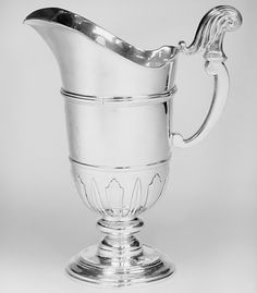 Ewer, ca. 1700-1720. French. The Metropolitan Museum of Art, New York. Bequest of Annie C. Kane, 1926 (26.260.87)