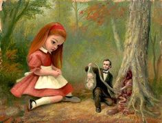 Pictures by Mark Ryden | Mark Ryden