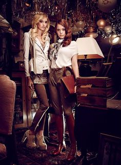 www.pegasebuzz.com/leblog | Equestrian Fashion by Dany Prinz for Equistyle - Winter 2012-2013