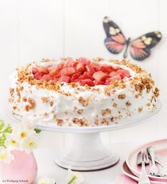 Erdäpfel-Topfentascherln auf Lachsbolognese Pfadtest Different Cakes, Sugar Cravings, Vanilla Cake, Panna Cotta, Breakfast, Ethnic Recipes, Desserts, Food, Pretty