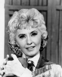 """Barbara Stanwyck as """"Victoria Barkley""""-- Our family is loving """"The Big Valley"""" right now & Victoria is my favorite character!"""