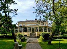 Panoramio - Photo of Hietalahti Villa, Vaasa Finland. Malta, Scandinavian Countries, Upper Peninsula, Helsinki, West Coast, Parks, Castle, Cottage, Mansions