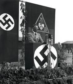 Arthur Seyss-Inquart Nazi Rijkscommisaris van Nederland
