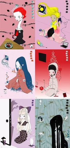 Andrea Innocent - Australian Illustrator