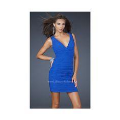 COCKTAIL DRESSES | La Femme Fashion 2012 - La Femme Prom Dresses -... via Polyvore