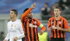Liverpool target Alex Teixeira tells Shakhtar Donetsk he wants January move