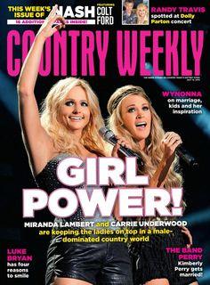GIRL POWER!!!!!!