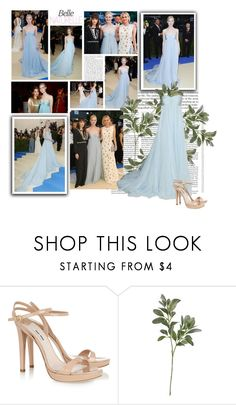 """2017 MET Gala~ Elle Fanning"" by snugget9530 ❤ liked on Polyvore featuring GALA and Miu Miu"