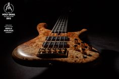 Exhibitor at the Holy Grail Guitar Show 2015: Gerald Marleaux, Marleaux Bass Guitars, Germany. www.marleaux-bass.de www.facebook.com/marleauxbass www.holygrailguitarshow.com/exhibitors/marleaux-bass-guitars/