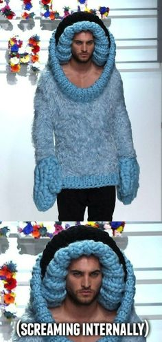 Fashion.....lol whyyyy???