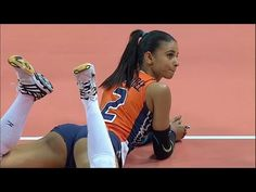 Winifer Fernandez Is Guaranteeing A Ratings Boost For Olympic Volleyball - The Interrobang