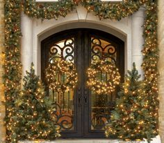 Entry ~ Decorated for Christmas