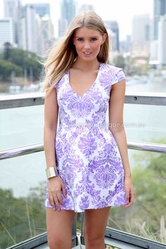 must have lilac dress
