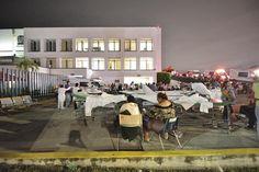 El mayor seísmo registrado en México en imágenes