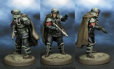 Agis Page of miniature painting and gaming - Legion Star Wars Figurines, Imperial Assault, Starwars Toys, Star Wars Models, Fun Size, Dark Star, Toy Soldiers, Sci Fi Fantasy, Figs