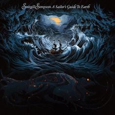 Sturgill Simpson's 'A Sailor's Guide to Earth' is a life-lessons song cycle penned primarily as a letter to his son, inspired by the likes of Marvin Gaye.