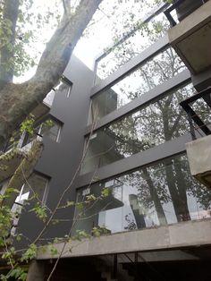 Paseo Victorica 890 - Hall JB Arquitectos Windows, Architectural Firm, Walks, Architects, Window