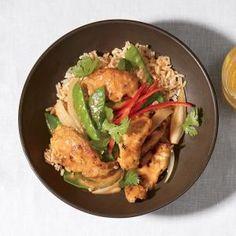 Quick Curry Chicken