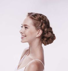 Braiding at its best! This amazing updo hairstyle by Jenny Strebe alias @jennystrebe looks complicated, but is actually fairly easy to recreate at home.
