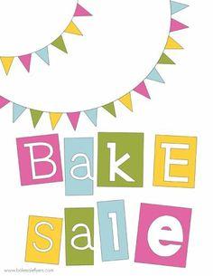 17 best bake sale images on pinterest bake sale ideas cupcake art rh pinterest com bake sale clip art graphics bake sale clip art free