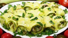 ZUCCHINEDELIZIOSE! Non friggerai mai più le zucchine! La mia ricetta di zucchine preferita - YouTube Vegetable Chips, Vegetable Recipes, Vegetarian Recipes, Cooking Recipes, Appetizer Recipes, Appetizers, Foods With Gluten, Savoury Dishes, Italian Recipes