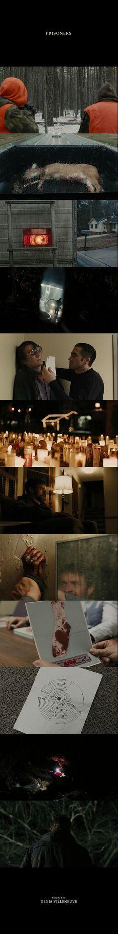 Prisoners(2013) Directed by Denis Villeneuve. Cinematography by Roger A. Deakins. #FilmmakingTricks #ShortFilms