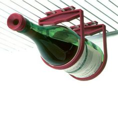 Holdups The Refrigerator Wine Rack - Red