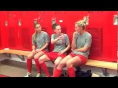 SoccerGrlProbs: Pregame Rituals - YouTube