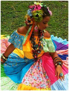 Mayo, Mes de la Etnia Negra en Panamá #Panama #EntiaNegra #Cultura