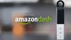 Check out the new Amazon Dash, for making sure you don't forget a grocery item again.  #customercentric #awesomecreations #shopping #consumer