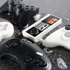 Gamer Soaps - these are soap bars!