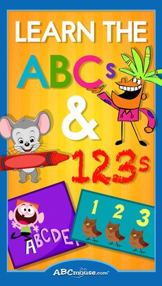 Online Preschool, Pre-K, Kindergarten and First Grade Curriculum for Kids 2-7. Learn More at www.ABCmouse.com! #ABCmouse