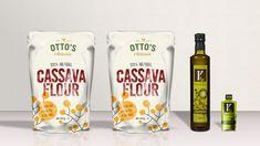 Kasandrinos & Ottos Cassava Flour