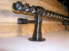 Best Bar Foot Rail Iron Or Bronze Bar Rails Forged By Artist 640 x 480