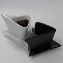 Tazas de café diseñadas por Josue Rivera Gandia